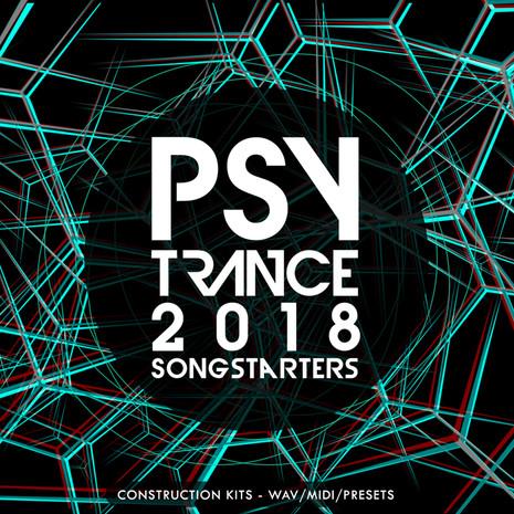 Psy Trance 2018 Songstarters