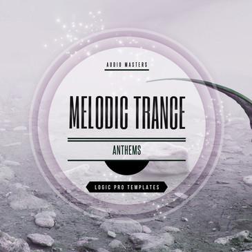 Melodic Trance Anthems: Logic Pro Templates