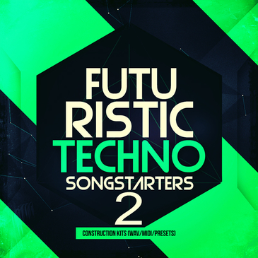 Futuristic Techno Songstarters 2