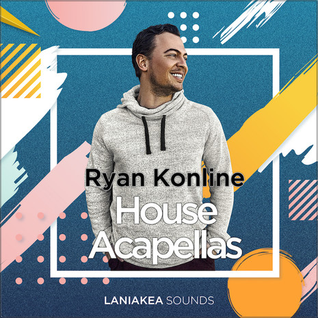 Ryan Konline: House Acapellas