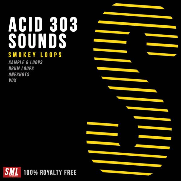 Acid 303 Sounds