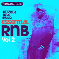 Blacque Byrd Music: Essential RnB 2