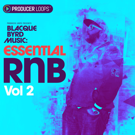 Blacque Byrd Music: Essential RnB 2