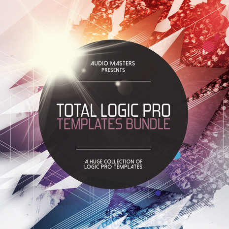 Total Logic Pro Templates Bundle