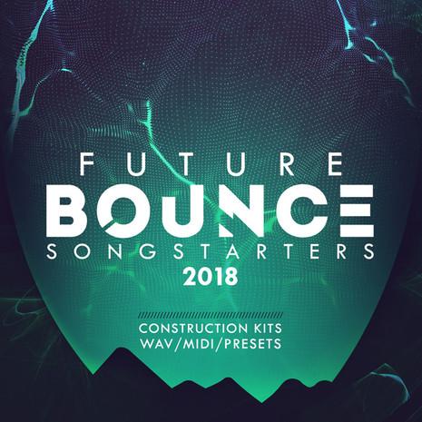 Future Bounce 2018 Songstarters