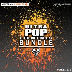 Ultra Pop Elements Bundle (Vols 1-3)