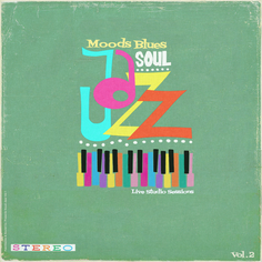 Moods Blues Soul Jazz Vol 2