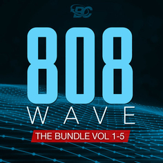 808 Wave: The Bundle (Vols 1-5)