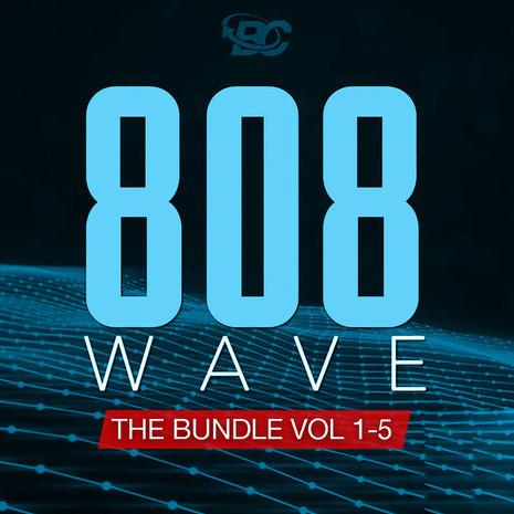 808 Wave: The Bundle (Vols 1-5)