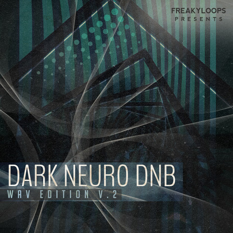 Dark Neuro DnB: WAV Edition Vol 2