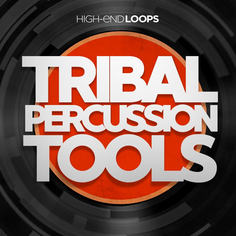 Tribal Percussion Tools