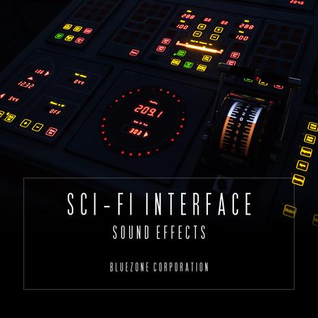 Sci-Fi Interface Sound Effects
