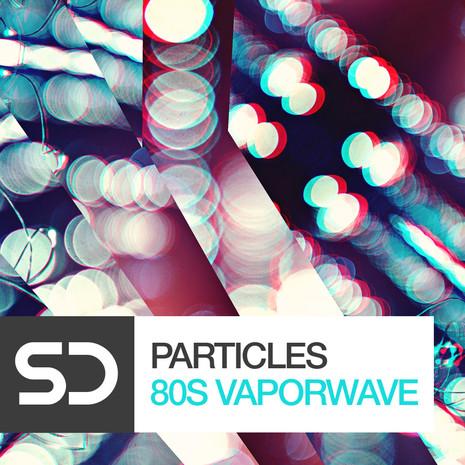 Particles: 80s Vaporwave