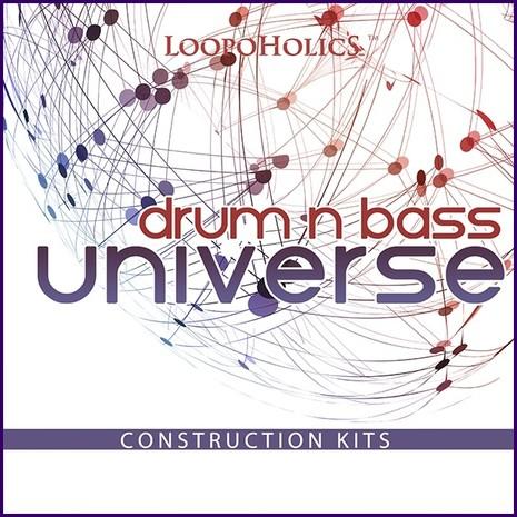 Drum & Bass Universe: Construction Kits