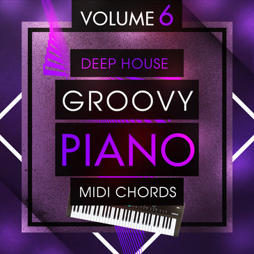 Mainroom Warehouse Deep House Groovy Piano Midi Chords 6