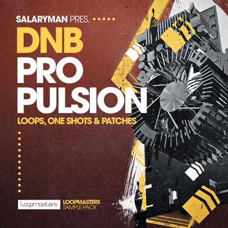 Drum & Bass Propulsion