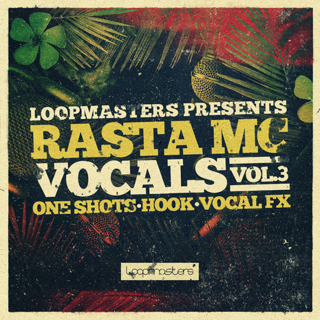 Rasta MC Vocals Vol 3
