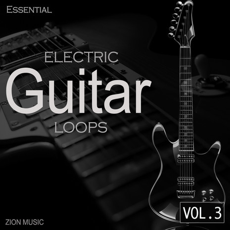 Essential Electric Guitar Loops Vol 3