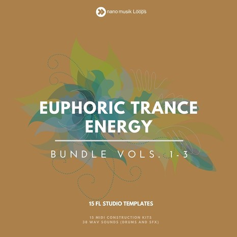 Euphoric Trance Energy Bundle (Vols 1-3)