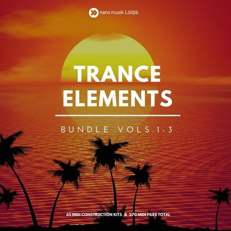Trance Elements Bundle (Vols 1-3)
