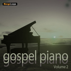Gospel Piano Vol 2