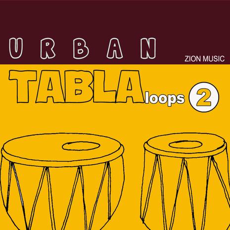 Urban Tabla Loops Vol 2