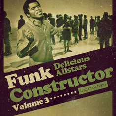 Delicious Allstars: Funk Constructor Vol 3