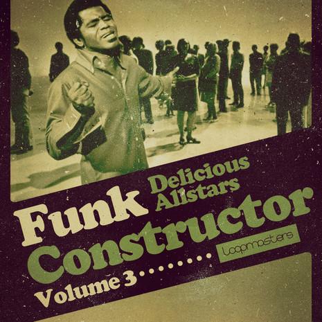 Delicious Allstars Funk Constructor Vol 3