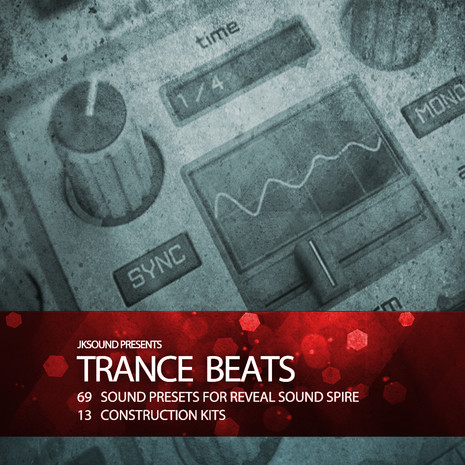 Trance Beats For Spire