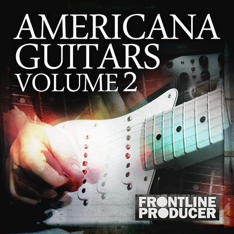 Americana Guitar Licks & Riffs 2