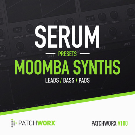 Moomba Synths: Serum Presets