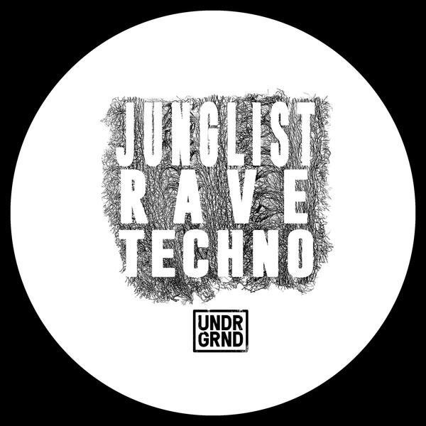 Junglist Rave Techno