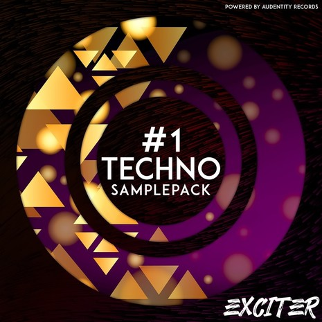 Exciter: #1 Techno Sample Pack