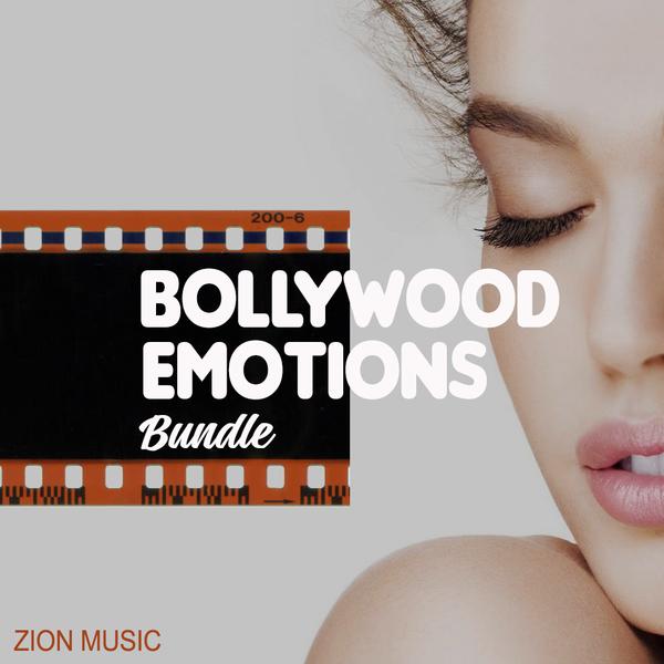 Bollywood Emotions Bundle (Vols 4-6)