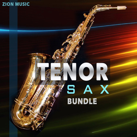 Tenor Sax Bundle (Vols 1-2)
