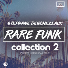 Stephane Deschezeaux: Rare Funk Collection 2