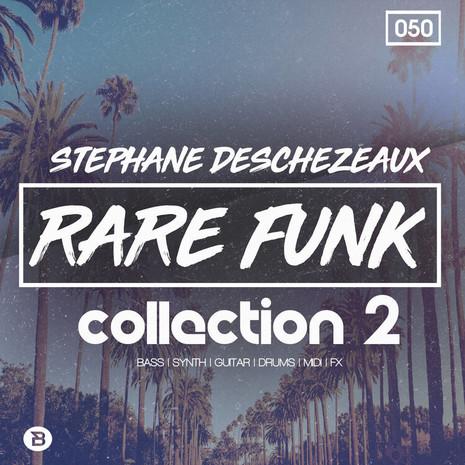 Stephane Deschezeaux: Rare Funk Collection 2