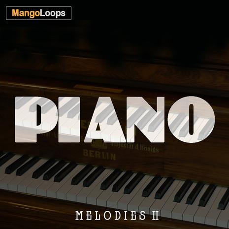 Piano Melodies Vol 2