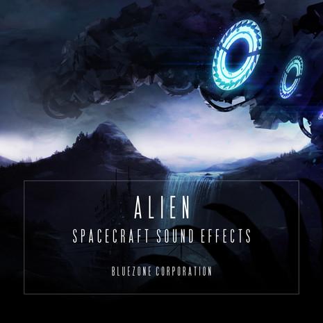Alien Spacecraft Sound Effects