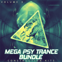 Mega Psy Trance Bundle Vol 3