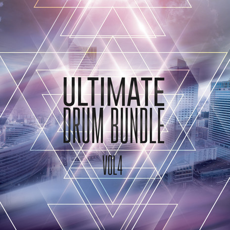 Ultimate Drum Bundle Vol 4: Chillstep, Urban & Electronica