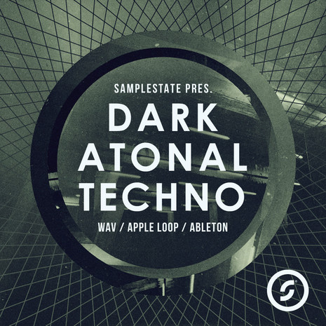Dark Atonal Techno