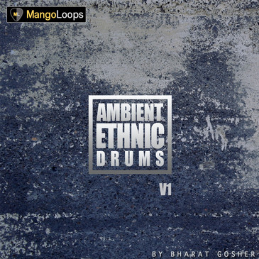 Ambient Ethnic Drums Vol 1