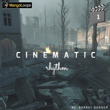Cinematic Rhythm Vol 1