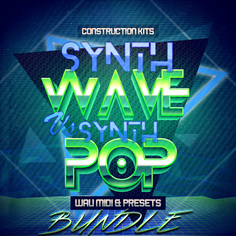 Synthwave Vs Synth Pop Bundle