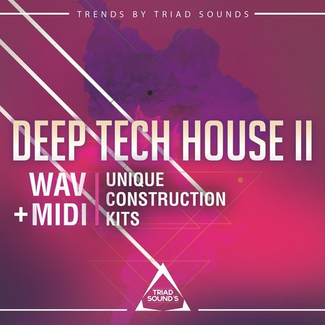 Deep Tech House Vol 2