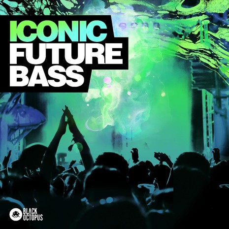 Iconic Future Bass: Samples Only