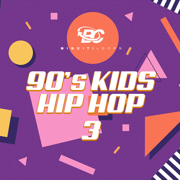 90's Kid Hip Hop 3