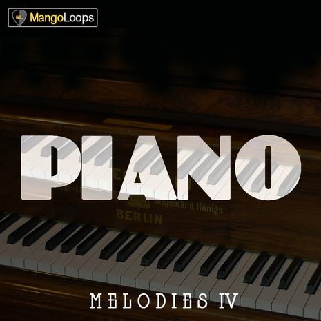 Piano Melodies Vol 4