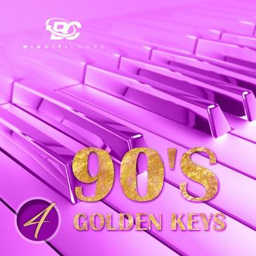 90s Golden Keys 4
